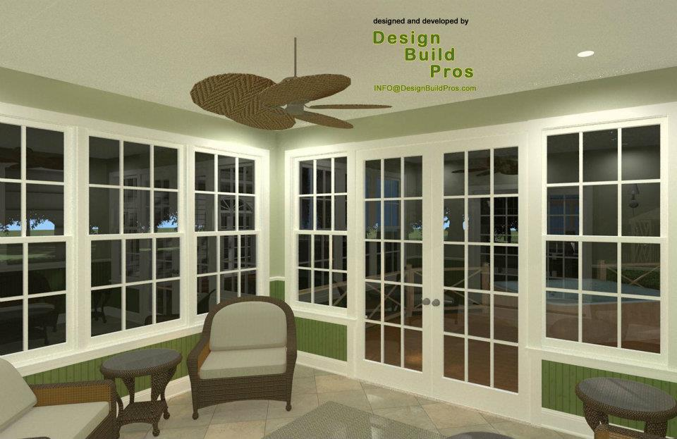 Amazing ... Sun Room New Jersey Design Build Pros ...