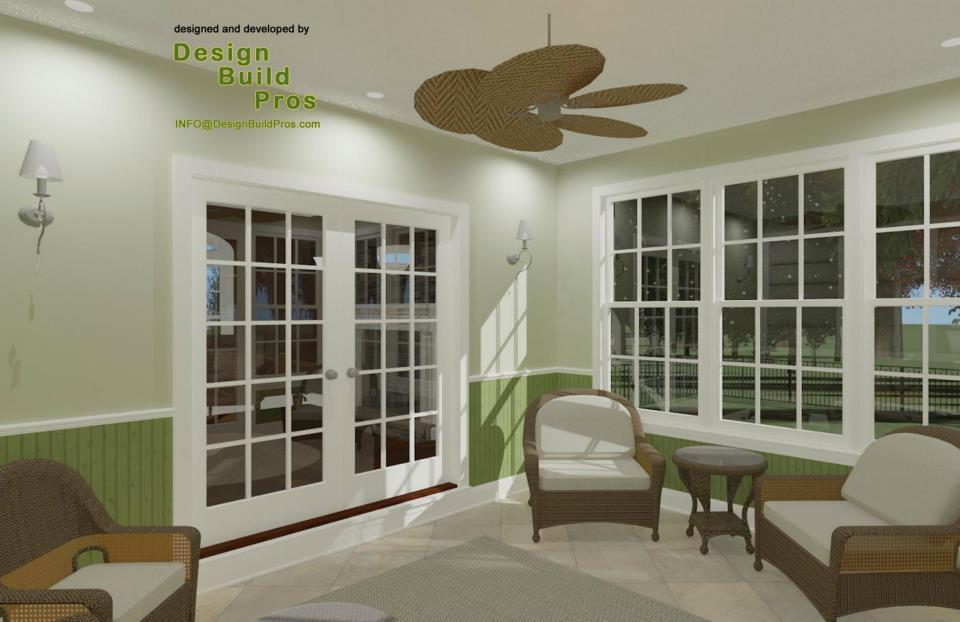 ... Sun Room New Jersey Design Build Pros(2) Walk In Closet ...