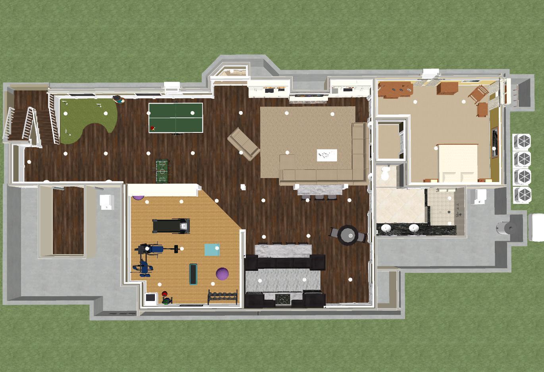 Basement Remodeling Nj basement finishing and remodeling designs in morris county nj