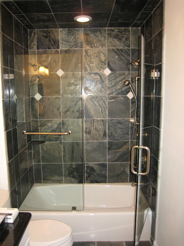 Custom Glass Shower Doors In New Jersey From The Showerman Nj