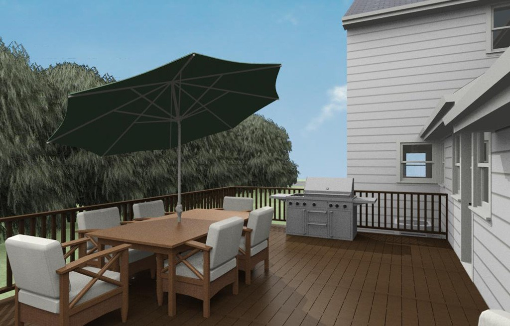 Monmouth County Custom Patio and Deck Design Ideas and ...