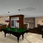 game room design, Long Branch, NJ 07740