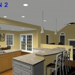 kitchen addition design build remodeling project (4)