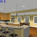 kitchen addition design build remodeling project (5)