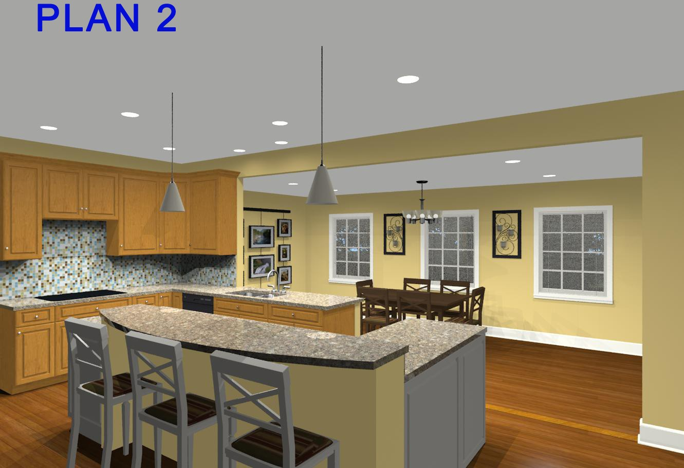 Kitchen Addition And Remodeling Design Options Somerset