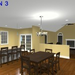 kitchen addition design build remodeling project (9)