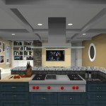 kitchen design with open floor plan to family room Eatontown, nj 07724 (6)