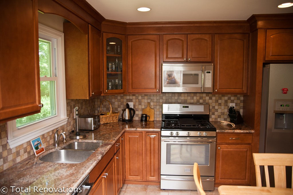 delightful Bi Level Kitchen Remodel #6: kitchen remodel - Design Build Pros (1) ...