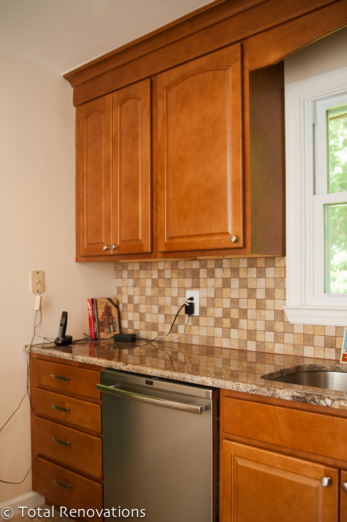 Bathroom and Kitchen Remodeling for a Bi-Level Home - Design Build ...