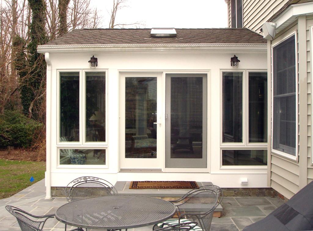Sunroom and patio design in monmouth county for 4 season solarium