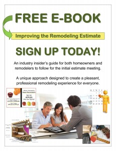 sign up for FREE ebook from the Design Build Planners
