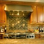 Backsplash tile design option in Monmouth County, NJ