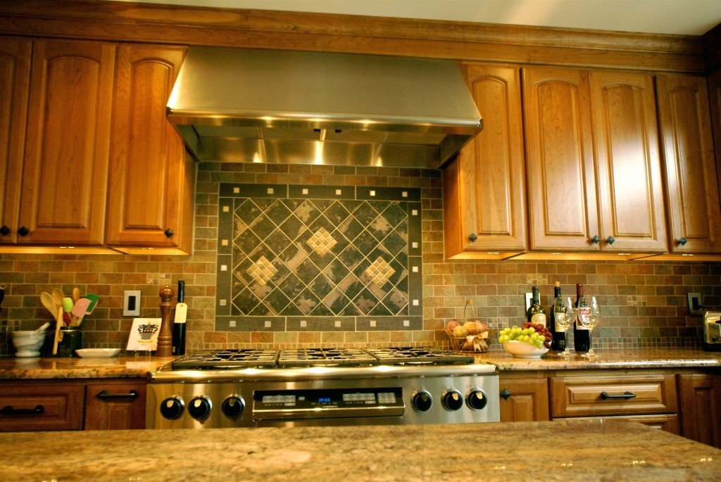 ... NJ Backsplash Tile Design Option In Monmouth County, NJ New Jersey  Kitchen ...