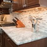 Backsplash tile design option in Morris County, NJ
