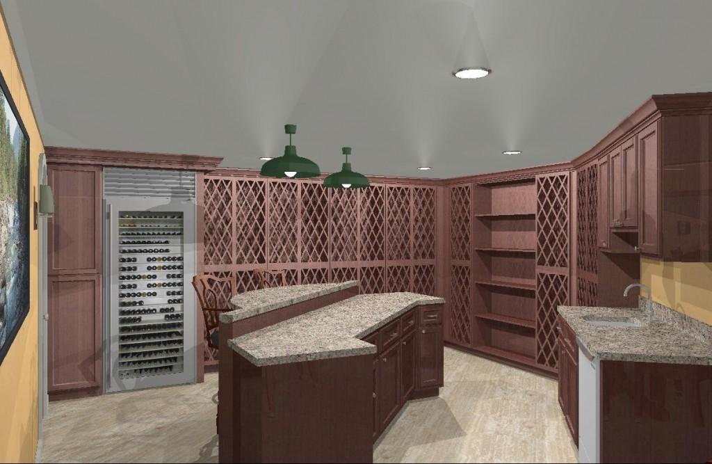 Custom Wine Cellar Design in New Jersey