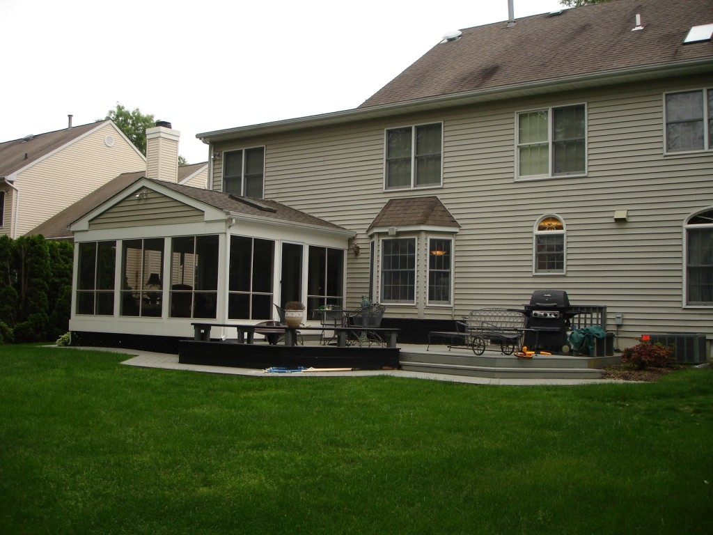 NJ Sunroom Design and Outdoor Living