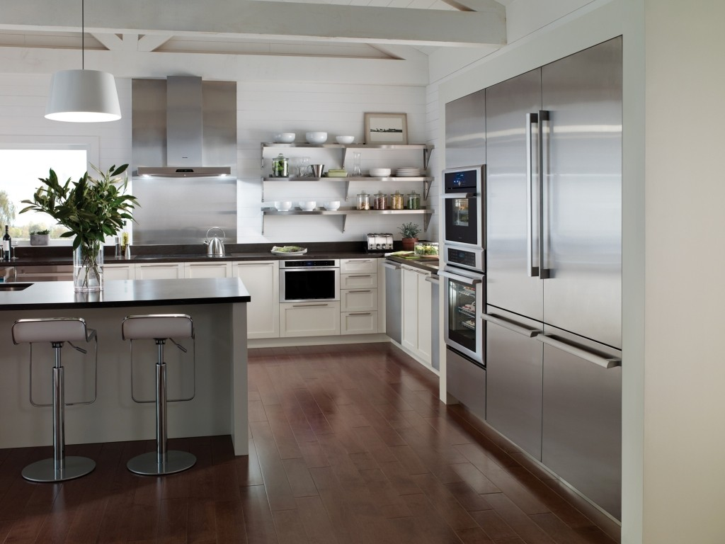 Nj kitchen remodeling with thermador appliances design for Kitchen kitchen