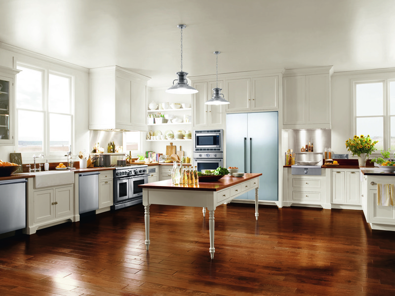 Nj Kitchen Remodeling With Thermador Appliances Design Build Planners 8