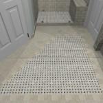 New Jersey master bathroom remodeling design option - Plan 1 (1)