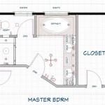 New Jersey master bathroom remodeling design option - Plan 1 (8)