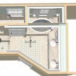 New Jersey master bathroom remodeling design option - Plan 1 (9)