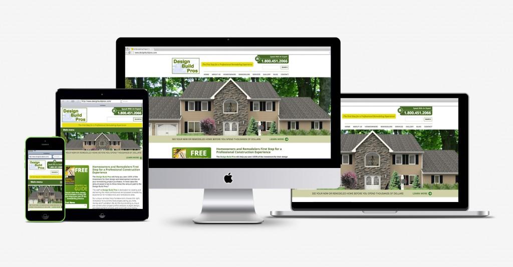 DBP Responsive Website Showcase 2
