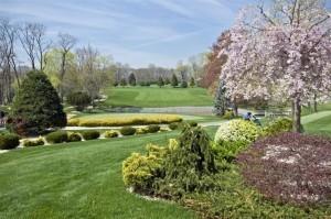 Golf course at Bella Vista Country Club 07746