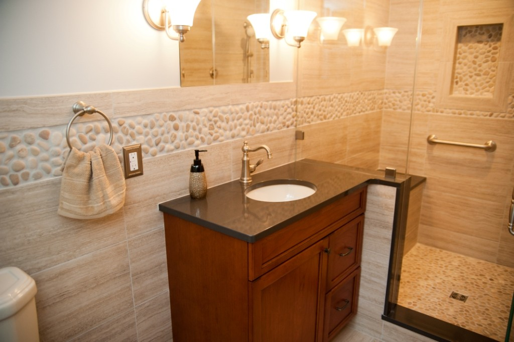 Hall Bathroom Design Build Remodeling In NJ   Design Build Pros (1) Awesome Ideas