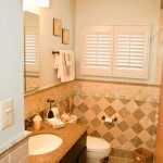 Hall bathroom design build remodeling in NJ - Design Build Pros (3)