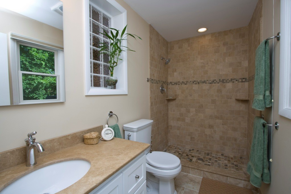 Remodel Bathroom Price hall bathroom price for nj remodeling - design build pros
