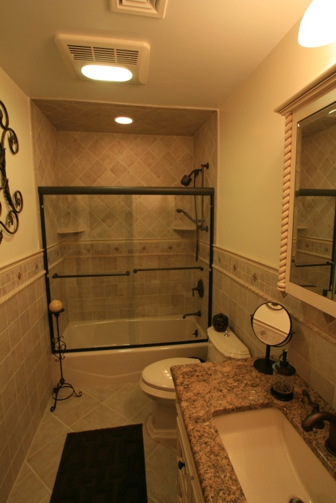 hall bathroom design build remodeling in nj design build pros 6 - Bathroom Design Nj