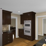 Kitchen remodeling design option - BASIC 07059 (1)