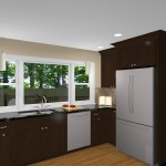 Kitchen remodeling design option - BASIC 07059 (2)