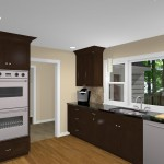 Kitchen remodeling design option - BASIC 07059 (3)