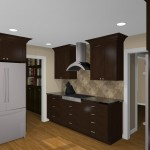 Kitchen remodeling design option - BASIC 07059 (4)
