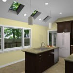 Kitchen remodeling design option - UPSCALE 07059 (3)