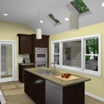 Kitchen remodeling design option - UPSCALE 07059 (4)