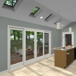 Kitchen remodeling design option - WOW Package 07059 (3)