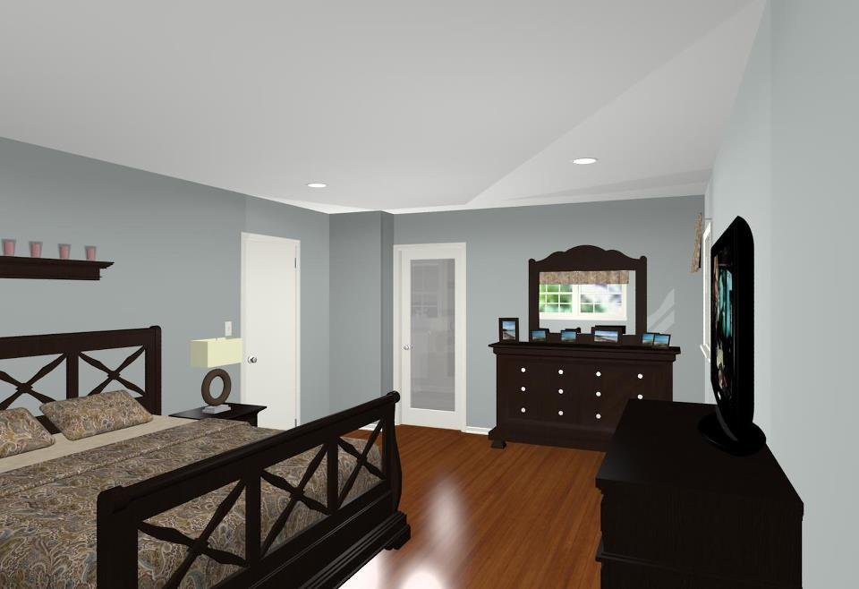 Monmouth County Master Suite Addition from Design Build Planners NJ