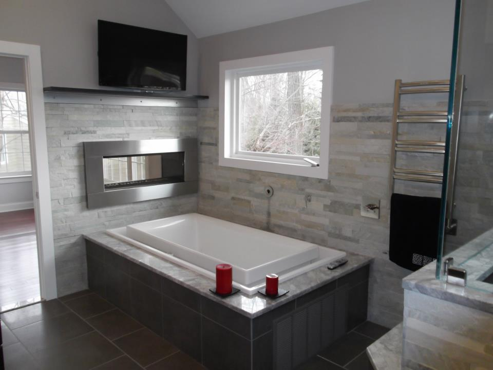 NJ Bathroom Design Remodeling Design Build Planners - How to completely remodel a bathroom