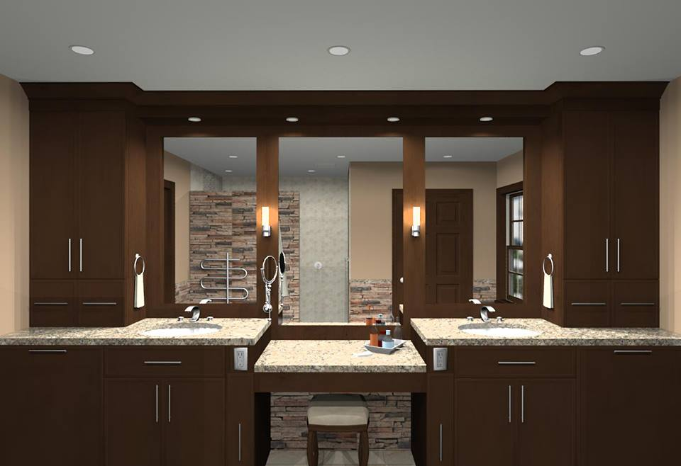 Kitchen And Bath Remodeling Costs Remodelling Fascinating How Much Does Nj Bathroom Remodeling Cost  Design Build Pros Inspiration Design