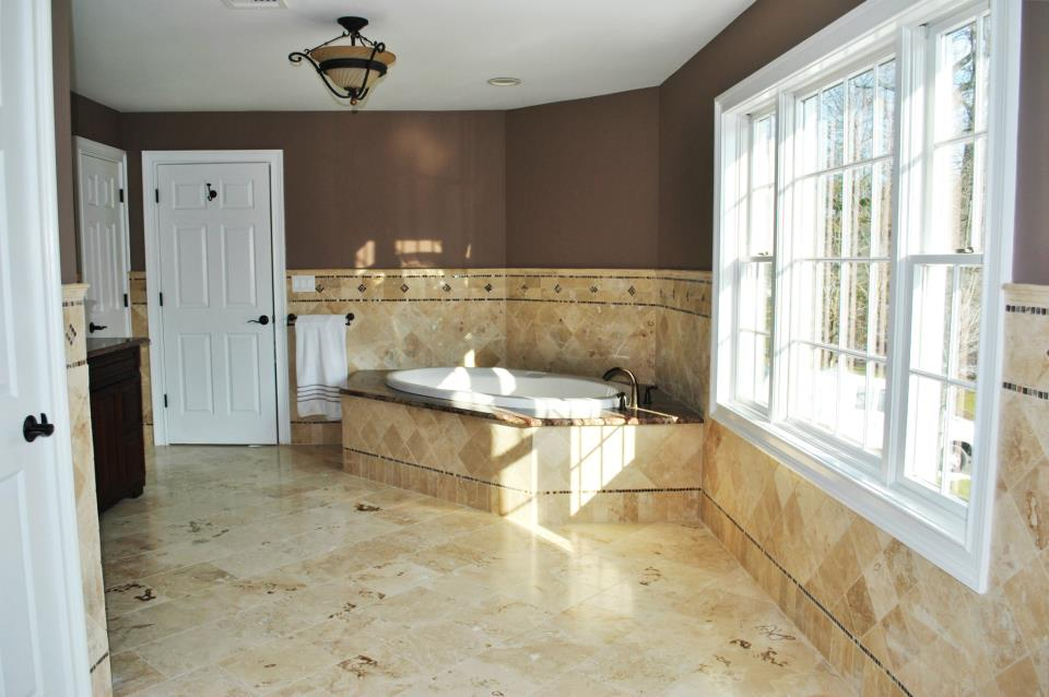 How much does nj bathroom remodeling cost design build pros Remodeling bathrooms cost