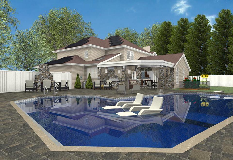 NJ Design Build Contractors - Outdoor Living Design