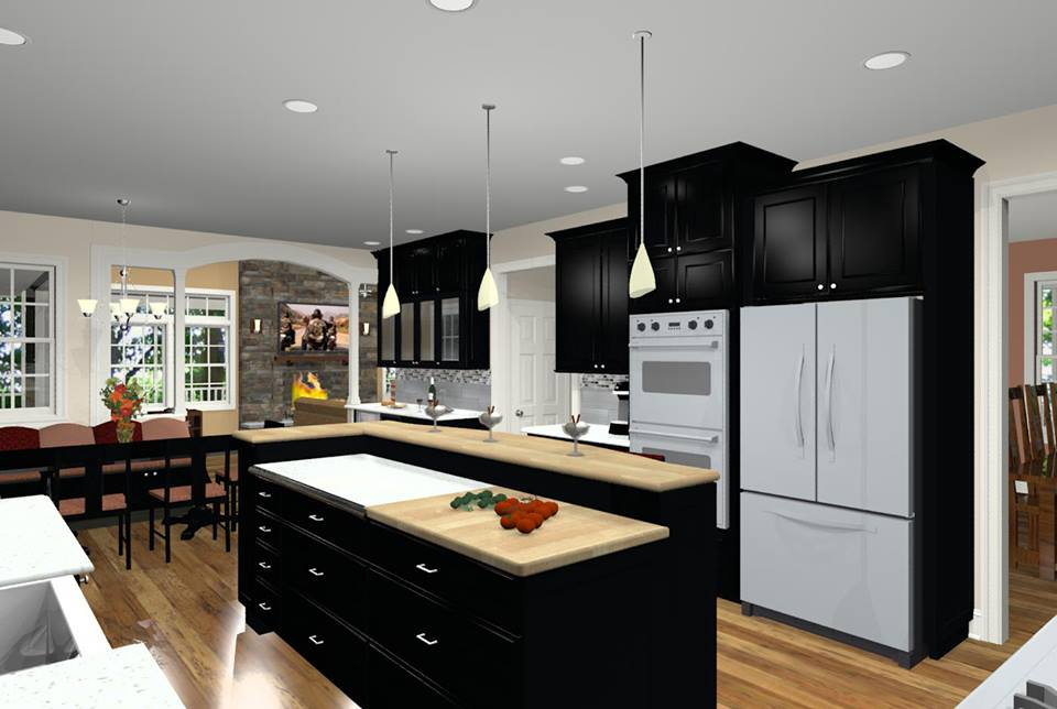 How much does a nj kitchen remodeling cost for New kitchen renovation