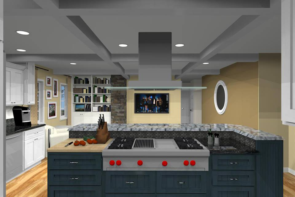 nice Kitchen Renovation Costs Nj #4: NJ Kitchen Remodeling Cost Estimates from DB Pros
