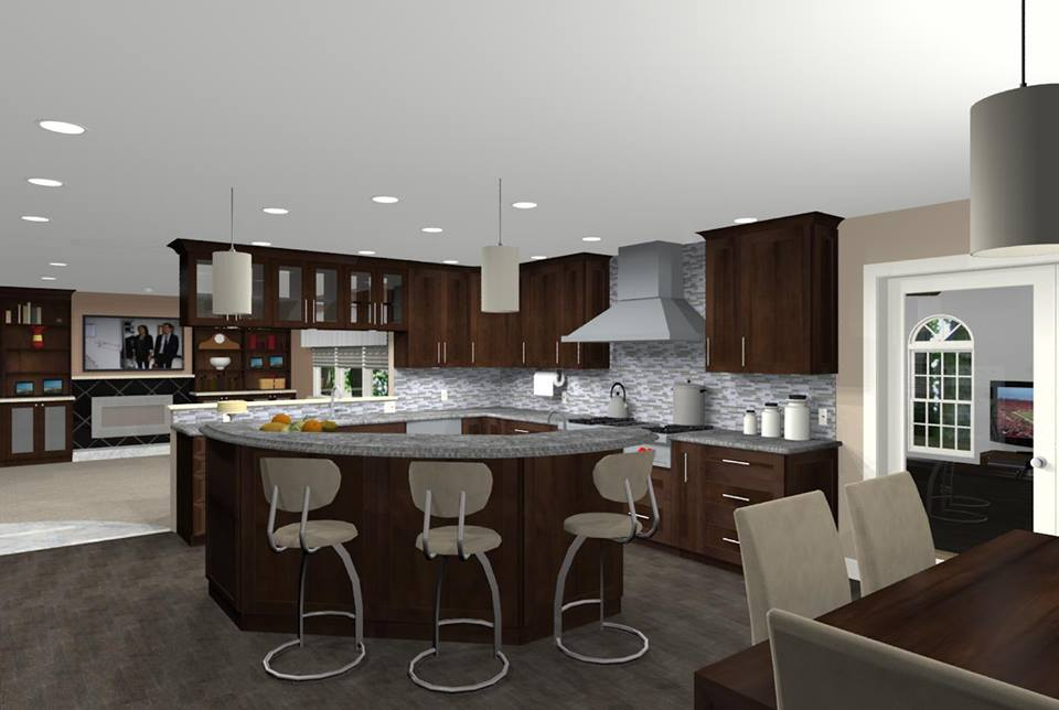 How much does a nj kitchen remodeling cost for Complete kitchen remodel price