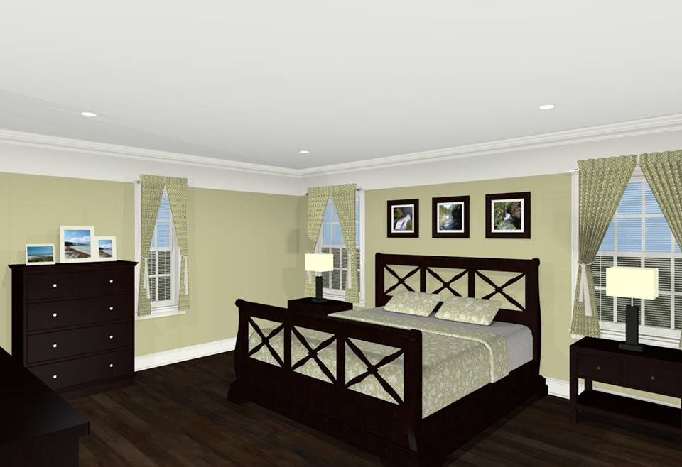 Nj master bedroom addition cost and design from db pros Master suite addition design