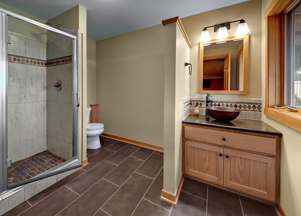 Bathroom remodeling from brekke construction minnesota for Bathroom remodel zimmerman mn