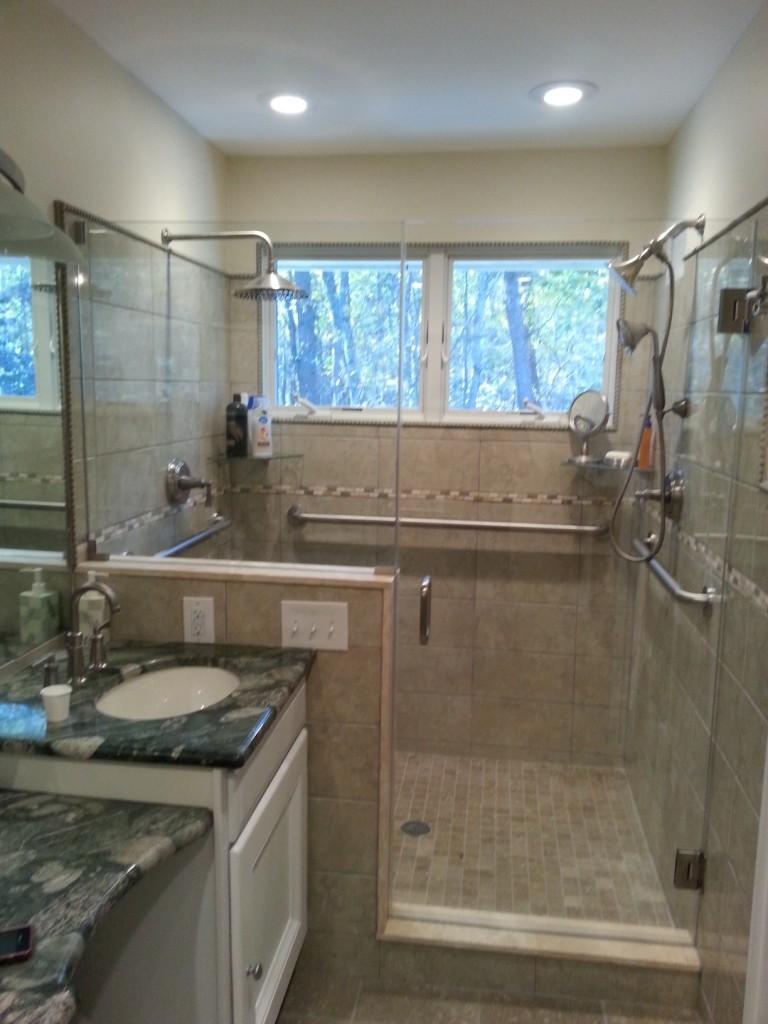 Bathroom Remodeling From Elite Renovators Burlington County New Jersey Design Build Pros