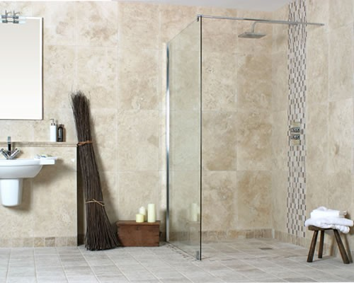 Universal Design For The Bathroom - European Wet Room - Design